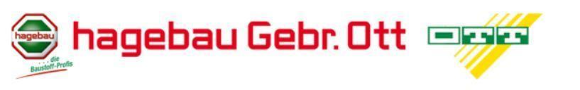 Hagebaumarkt Gebrüder Ott GmbH